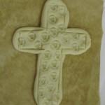 Saltdough Cross